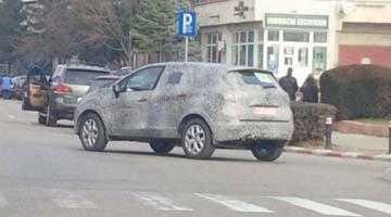 """Dacia """"a scos la plimbare"""" noul SUV 6"""