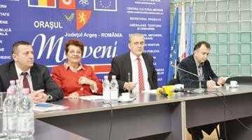 Primăria Mioveni a finalizat opt obiective importante în acest an 3