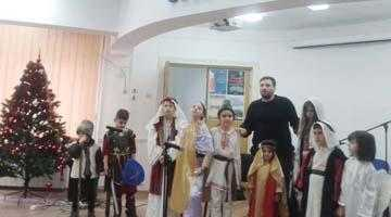 Povestea dacicului Creacion - Creaciun - la Muzeul Judeţean Argeş 6
