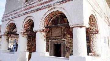 Biserica monument din Goleştii Badii, Topoloveni, renovată cu fonduri europene 5