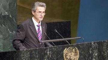 """Ion Jinga: """"12% din personalul  de protecţie ONU e format din români"""" 2"""