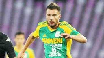 Fiind curtat de mai multe echipe de Liga I, Alexandru Răuţă de la CS Mioveni este cotat la 175.000 de euro 6