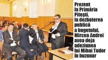 Mircea Andrei continuă să facă zile fripte PSD-ului în Argeş 3