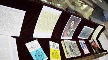 Expoziţii şi spectacole omagiale la Biblioteca Judeţeană 5