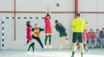 Handbalistele din Mioveni, remiză acasă în meciul cu prima clasată în serie 6