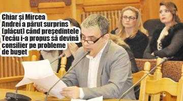"""""""Bugetul Consiliului Judeţean e unul  de supravieţuire. Vom mai termina un drum, dar în spate ni se vor strica două..."""" 5"""