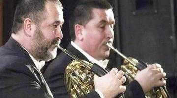 Concert pentru doi corni, la Filarmonica Piteşti 5