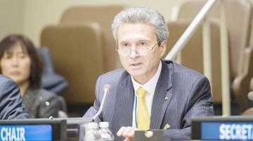 Argeşeanul Ion Jinga a condus lucrările celei de-a 54-a sesiuni a Comisiei ONU pentru Dezvoltare Socială 6