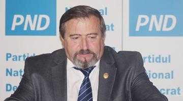 Deputatul Mihai Deaconu a cinstit memoria liderului ţărănist Iuliu Maniu la fosta puşcărie de la Sighet 2