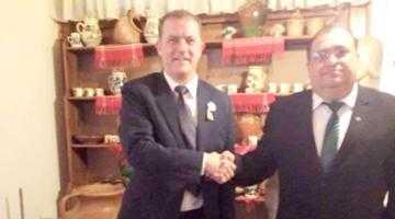 Preşedintele Comunităţii Montane Iezer Muscel, vizită oficială în Scoţia 5