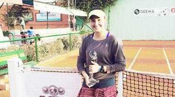 Sportiva Ilona Ghioroaie a câştigat turneul ITF grad 2 de la Hammamet 2