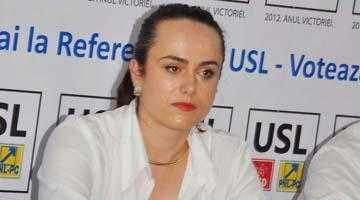 Simona Bucura Oprescu a depus o interpelare ministrului Transporturilor privind construcţia autostrăzii Piteşti-Sibiu 6