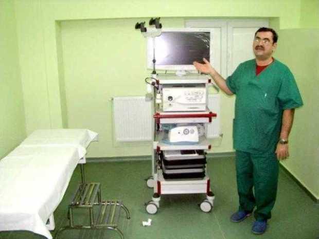 Adrian Stoiculescu l-a înlocuit pe Dragoș Șerb în funcția de director medical la Spitalului Judeţean 2