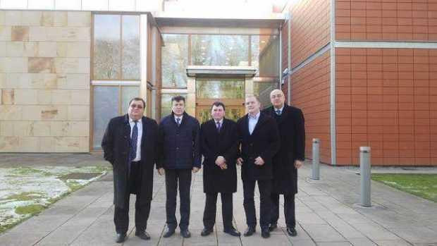 Trei parlamentari scoţieni vor sprijini colaborarea dintre Consiliul Judeţean Argeş şi Consiliul Regional Inverness 6