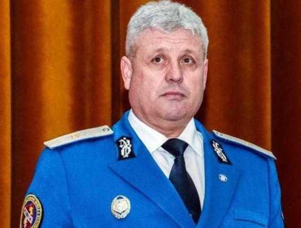 Ofiţer care a făcut carieră la Câmpulung, ajuns şef al Jandarmeriei 5