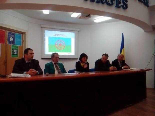 Întâlnire pe tema dezrobirii romilor la Muzeul Județean 6