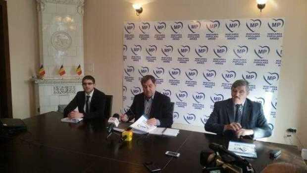 Bulf a prezentat alți doi candidați la primării din partea Mișcării Populare: la Uda și Boțești 5