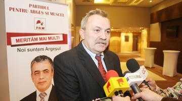 Mircea Andrei dă şah PSD-ului. L-a adus în PAM pe edilul de Curtea de Argeş, iar el va candida pentru Primăria Piteşti 6