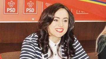 Deputatul Simona Bucura-Oprescu îşi doreşte cel puţin cinci candidaţi femei la funcţia de primar în Argeş 4