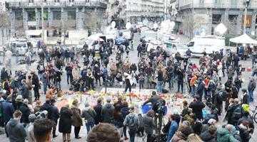 Doi jurnalişti musceleni prinşi în infernul atentatelor de la Bruxelles 7