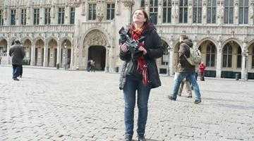 Doi jurnalişti musceleni prinşi în infernul atentatelor de la Bruxelles 5