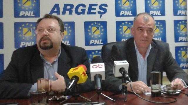 Cristian Mitrofan, candidatul liberalilor la Curtea de Argeş 5