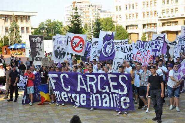 Brandul FC Argeş ar putea scădea până la 150.000 euro 6