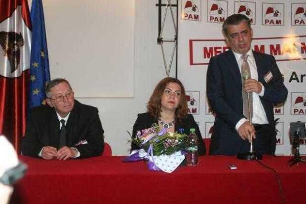 PAM şi-a prezentat candidaţii pe zona Muscel 5
