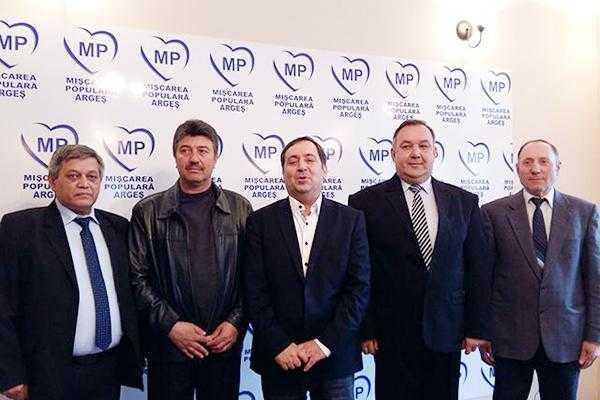 Fostul viceprimar Niță de la Costești va candida din partea Mișcării Populare 5