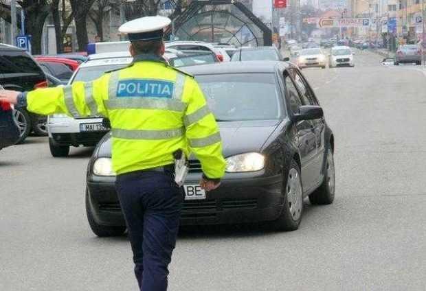 Agent al Poliției Locale Pitești lovit de un şofer care circula pe interzis. Conducătorul auto este căutat 5
