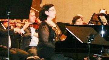 Pianista Andreea Butnaru revine la Filarmonica Piteşti 5