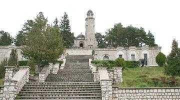 Reconstituiri de lupte din Primul Război la Mausoleul Mateiaş 5