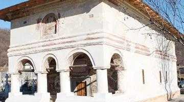 """Biserica """"Adormirea Maicii Domnului din Cartierul Goleştii Badii"""", un monument istoric al epocii medieval târzie 5"""