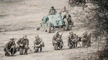"""Istoricul Regimentului 4 Dorobanţi """"Argeş"""" 5"""
