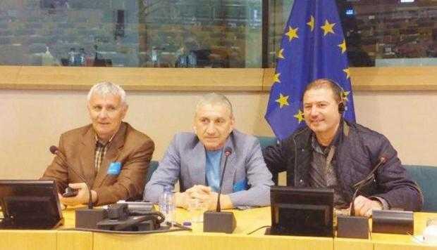 Argeşenii Radu II şi Ilie Bărbulescu au fost invitaţi la Bruxelles 5