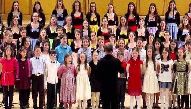 Corul de Copii Radio în Concertul de Paşte al Filarmonicii Piteşti 3