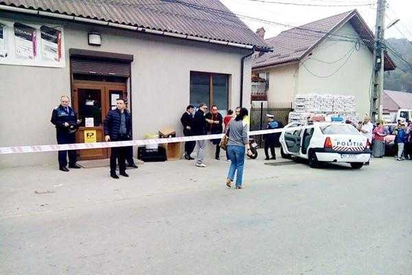 A fost identificat autorul crimei de la Stoenești 5