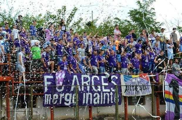 Consilerii locali au mai făcut un pas spre achiziționarea brandului FC Argeș 5