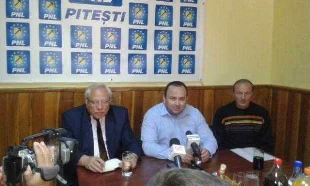Ion Iorga - Simăn şi Mihai Zamfir, pe lista lui Sofianu pentru Consiliul Local Piteşti 4