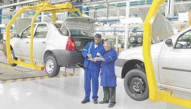 Dacia - creştere de aproape 6% în primul trimestru 5
