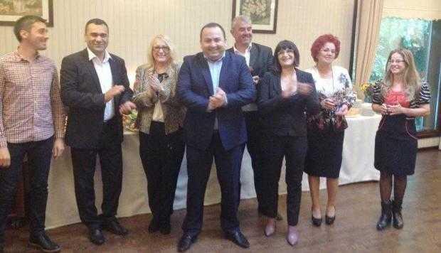 Narcis Sofianu a sărbătorit Ziua Presei, ciocnind ouă cu jurnaliştii argeşeni 2