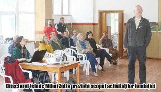 """Fundaţia """"Conservation Carpathia"""" vrea să facă din munţii Muscelului un brand turistic unicat în Europa 4"""