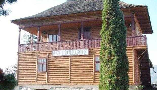 Muzeul etnografic al satului Galeş din comuna Brăduleţ 2