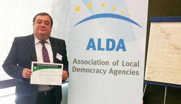 Leonard Soare, la Adunarea Generală ALDA de la Paris 5