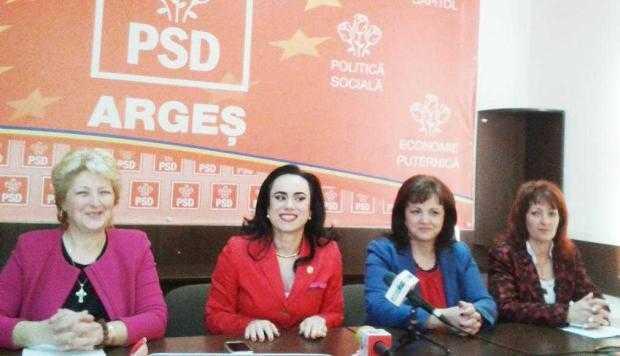 """Simona Bucura Oprescu: """"Reprezentarea femeii în politică este semnificativă, dar încă nu suficientă"""" 5"""