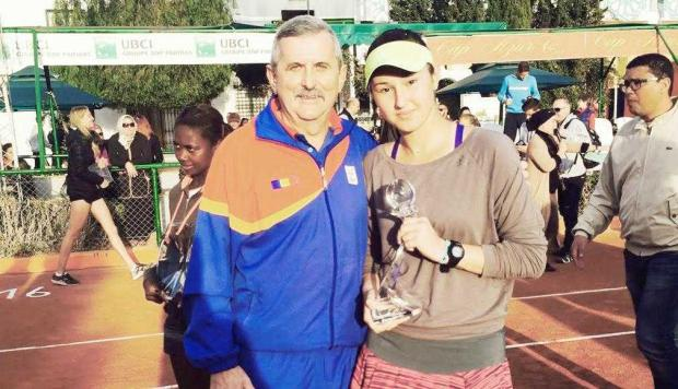 """Profesorul Gabriel Săndulescu recunoaşte: """"Privind viitorul argeşean al tenisului sunt pesimist"""" 4"""
