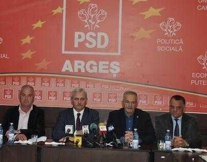 Liviu Dragnea: Nu există niciun fel de ezitare în susținerea domnului Ionică la Primăria Pitești 6
