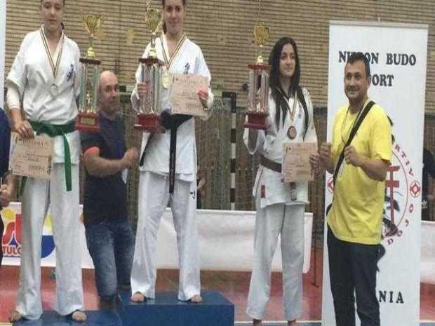 Karatiștii piteșteni au obținut 4 medalii de aur la Cupa Ovidiu 6
