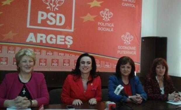Consiliera lui Daniel Constantin candidează pentru PSD la Uda 4