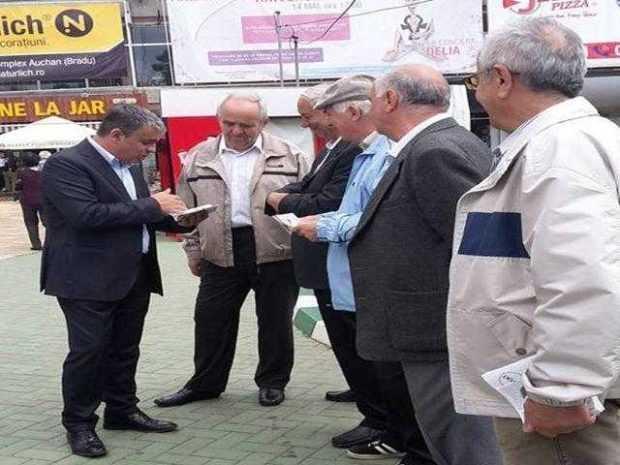 Proiect lăudabil al PAM pentru nevoile pensionarilor 3